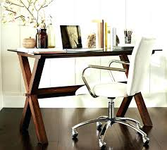 contemporary wood office furniture. Barnetts Furniture Terrific Wood Desk Espresso Stain Pottery Barn Home Office Contemporary Willow Barnett