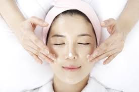Korean facial