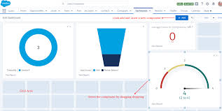 Building Dashboards In Salesforce Lightning Experience