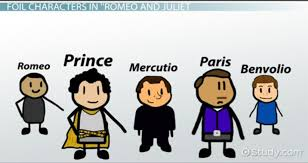 foil characters in romeo and juliet video lesson transcript  foil characters in romeo and juliet video lesson transcript com