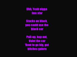 TYGA MAKE IT NASTY Lyrics on screen YouTube