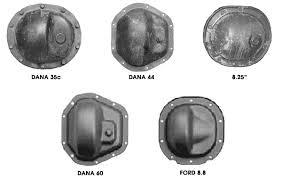 Dana Differential Identification Chart Rear Axle Advise Dana 44 Jeep Wrangler Tj Forum