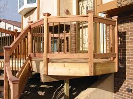 wood deck railing ideas. Wood Patio Railings. Monterey Porch Railing Ideas Deck S