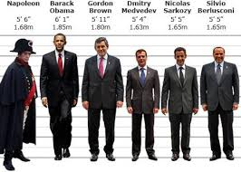 President Height Chart Bbc Chart How Tall Was Napoleon Bonaparte World Leaders
