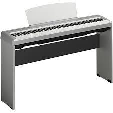 yamaha 88 key digital piano. yamaha p95 88 key digital piano with l85 stand c