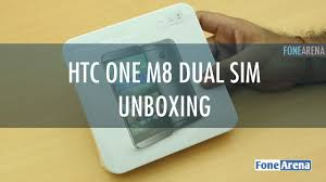HTC One M8 Dual SIM Unboxing - YouTube