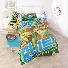 Ninja Turtle Bedroom Furniture Teenage Mutant Ninja Turtles Bedroom Set For Kids Pizzafino