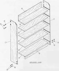 Small Picture shelf plans wood shelf plans Easy DIY Wood Project Plans