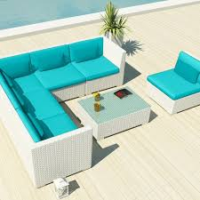 white wicker patio furniture amazon