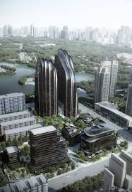 mad breaks ground on complex that redefines beijings city landscape site image chaoyang city office furniture