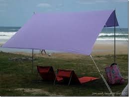 portable sunshade diy like the sombrilla but not 150 beach shadesun shadebeach tentbeach