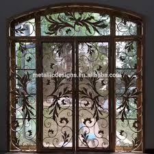 Burglar Bar Door Designs Window Grill Design Security Iron Window Grates Decorative