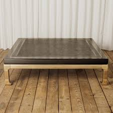 charming gray and gold square modern ceramicetal oversized coffee table depressed ideas