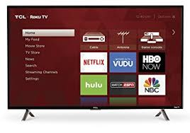 tv 1080p. tcl 40s305 40-inch 1080p roku smart led tv (2017 model) tv