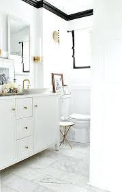 Bathroom Crown Molding Interesting Black Crown Molding Neuropsico