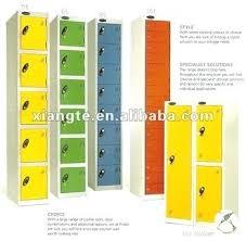 Bedroom Locker Storage Top Sale High Quality Good Design Metal Bedroom  Lockers Modern Clothes Storage Cabinet . Bedroom Locker ...