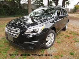 subaru outback 2016 black.  Subaru Crystal Black 2016 Subaru Outback 25i Base Model Inside Black