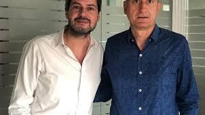 El intendente de Villa Gesell se reunió con Lammens - Infomiba