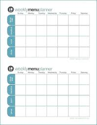 Weekly Planner Template Word Two Week Planner Editable Weekly Meal Template Word Helenamontana Info