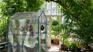 Portable Greenhouse With Grow Lights Indoor Greenhouses Greenhouse Hunt
