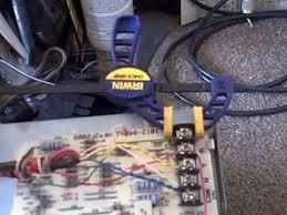 hvac low voltage shorts part 1 hvac low voltage shorts part 1