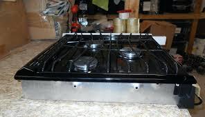 bosch ceramic gas cooktop white glass frigidaire 36 induction slide home stove parts burner suburban kitchen