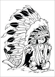 Native American Coloring Sheets 488websitedesigncom