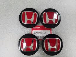 black and red honda logo. picture 1 of 4 black and red honda logo
