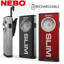 Magnetic Pocket Light Details About Nebo Slim 500 Lumen Rechargeable Led Thin Pocket Light Hook Magnet Clip 89532