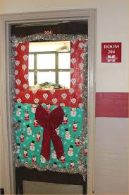 christmas door decorations for office.  Decorations Funny Christmas Door Decorating Contest  Inside Christmas Door Decorations For Office