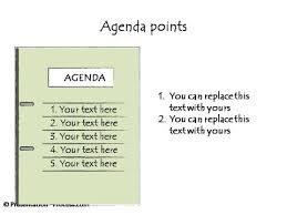Agenda List Powerpoint Hand Drawn Graphics Agenda Bulleted Lists