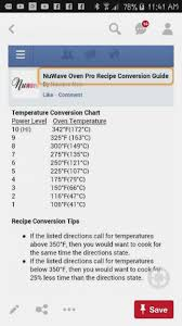 Gas Oven Temperature Conversion Chart Oven Temperature Conversion Chart Common Oven Temperature