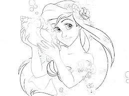 coloring pages princess cinderella coloring pages free disney