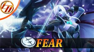 Fear Drow Ranger Dota 2 Pro Gameplay ...