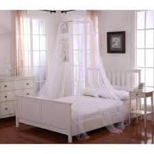 Sheer Bed Canopy Drapes | Wayfair