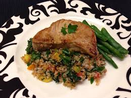 this easy recipe for yellowfin tuna steaks features an easy but savory marinade that consists of only a few ings these tuna steaks are filled with
