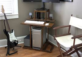 brilliant computer desk for small space charming home design trend 2017 with desk for small room