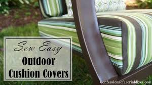 covers for patio furniture. Outstanding Sew Easy Outdoor Cushion Covers Part 1 Confessions Of A Serial Throughout Patio Chair Popular For Furniture