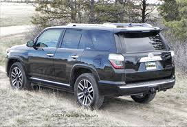 2014 Toyota 4Runner Limited - a square peg in a round hole