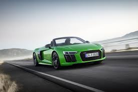 2018 audi v10 plus.  2018 2018 audi r8 spyder v10 plus revealed with audi v10