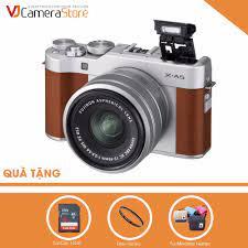 Shop bán Fujifilm X-A5 + XC 15-45mm F/3.5-5.6 OIS PZ - Tặng kèm thẻ nhớ  16GB, Filter UV , Túi Mirroless Human - Hãng phân phối chính thức