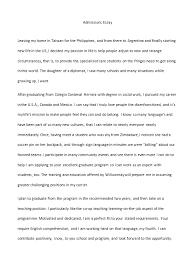 Best college admission essay ever written    Dissertation proposal