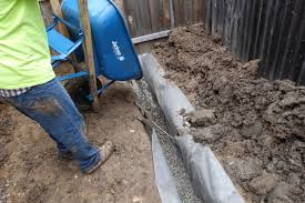 french drain cost. Fine Drain French Drain Cost Estimate For French Drain Cost G