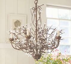 camilla 3arm chandelier pottery barn 45 best collection of branches chandelier