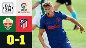 Last-Minute-Fehlschuss! Atletico weiter auf Titelkurs: Elche - Atletico  Madrid 0:1 | LaLiga