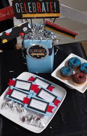 Diy Graduation Bubbles Centerpieces 2018 Cake Toppers For