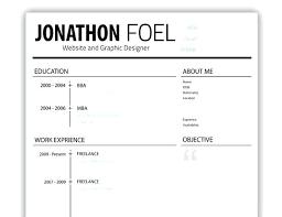 Cool Resume Template Unique Resumes Templates Resume Creative Resume