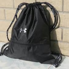 under armour bag. under armour drawstring bag / tas olahraga