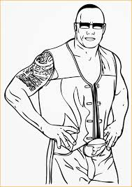 Small Picture Wwe Coloring Pages Of The Rock Coloring Pages Ideas