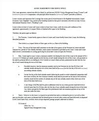 Office Tenancy Agreement Template – Happystand.co